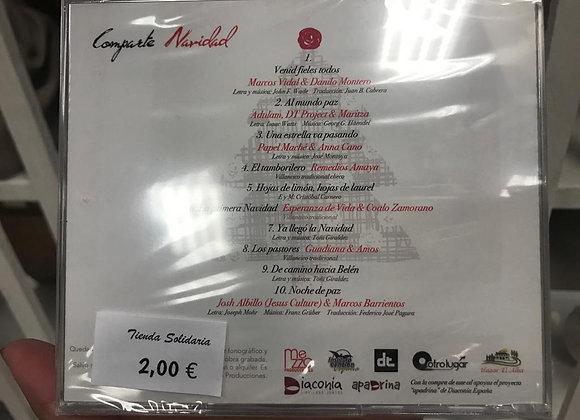 CD Comparte Navidad