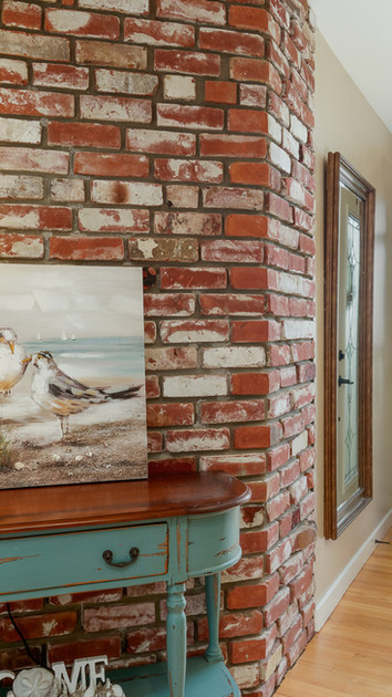 Your entryway to a home away from home