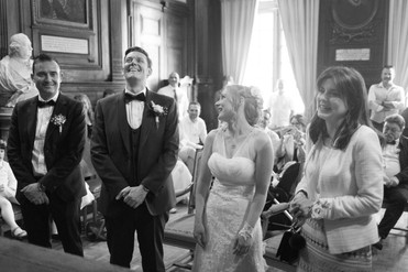 mariage, mairie, provence, rire, smile