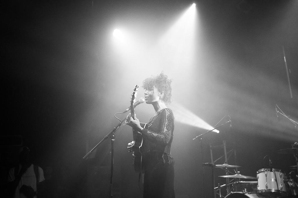 photography photographie concert  sing chanteuse