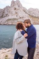 amour, bébé et la mer