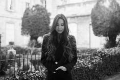 montpellier, photographe, portrait, noir et blanc