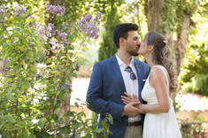 mariage amour baiser wedding