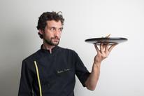 portrait, cuisinier, corporate, chef