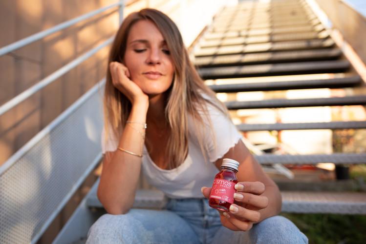 cosmosenergy, energy drink, modèle, venelles, portrait, girl, beauté