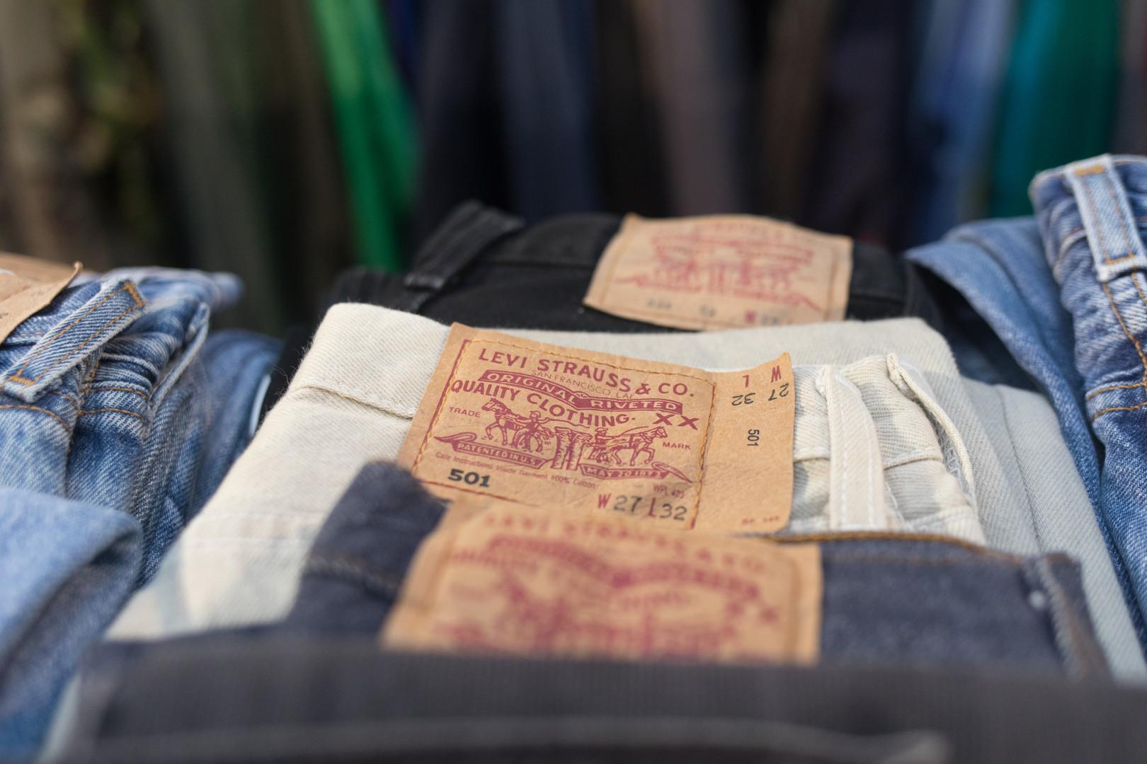 photography photographie vintage salon  jeans levis