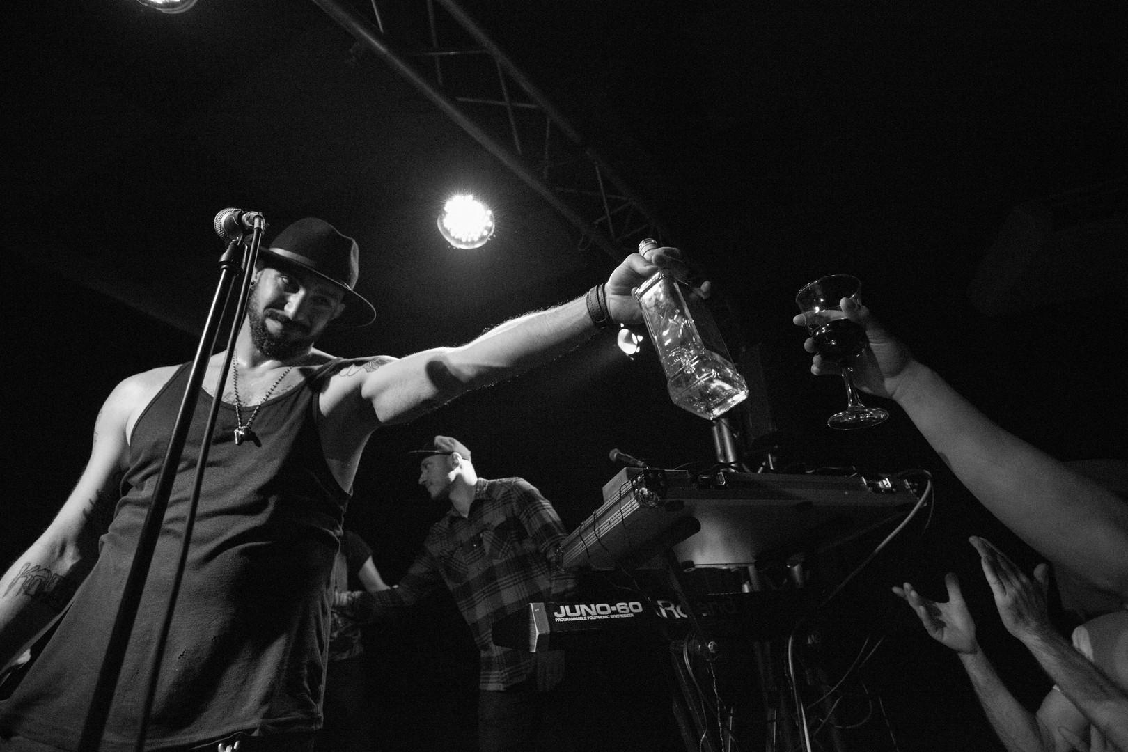 photography photographie concert  performance performer son chanteur tchin