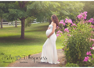 Erin's Gorgeous maternity session