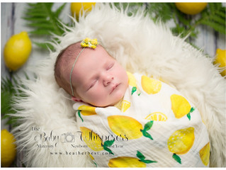 Meet Newborn Penny