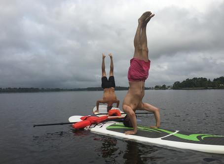 Five SUP Yoga Myths Debunked