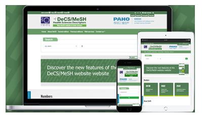 Localize automaticamente todos os termos DeCS/MeSH presentes em seu documento.