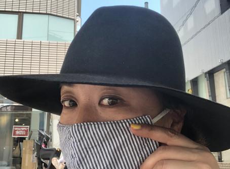 マスクもおしゃれに!