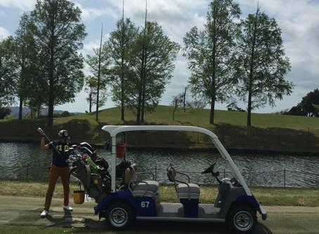 ゴルフ復活