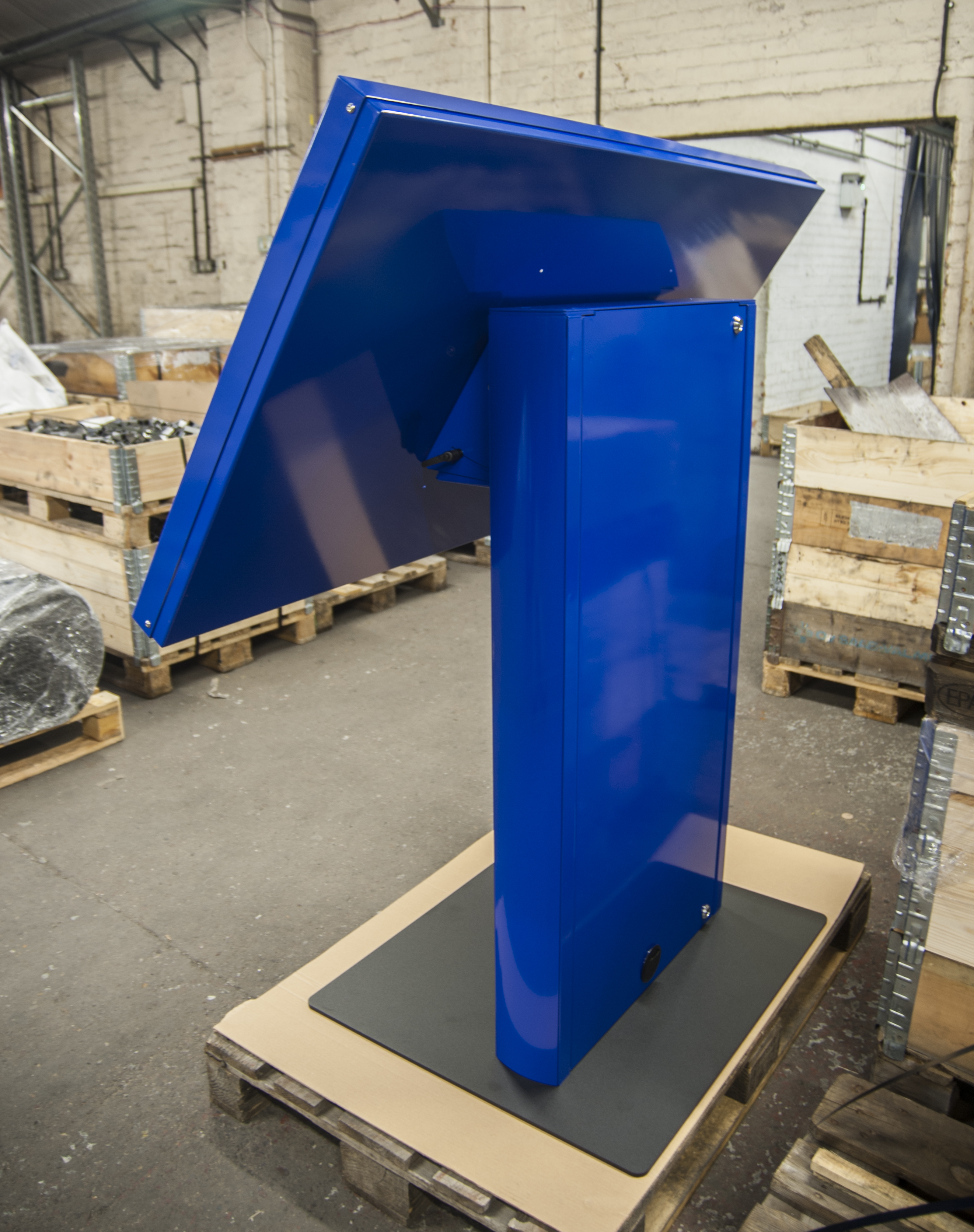 "55"" Interactive lectern"