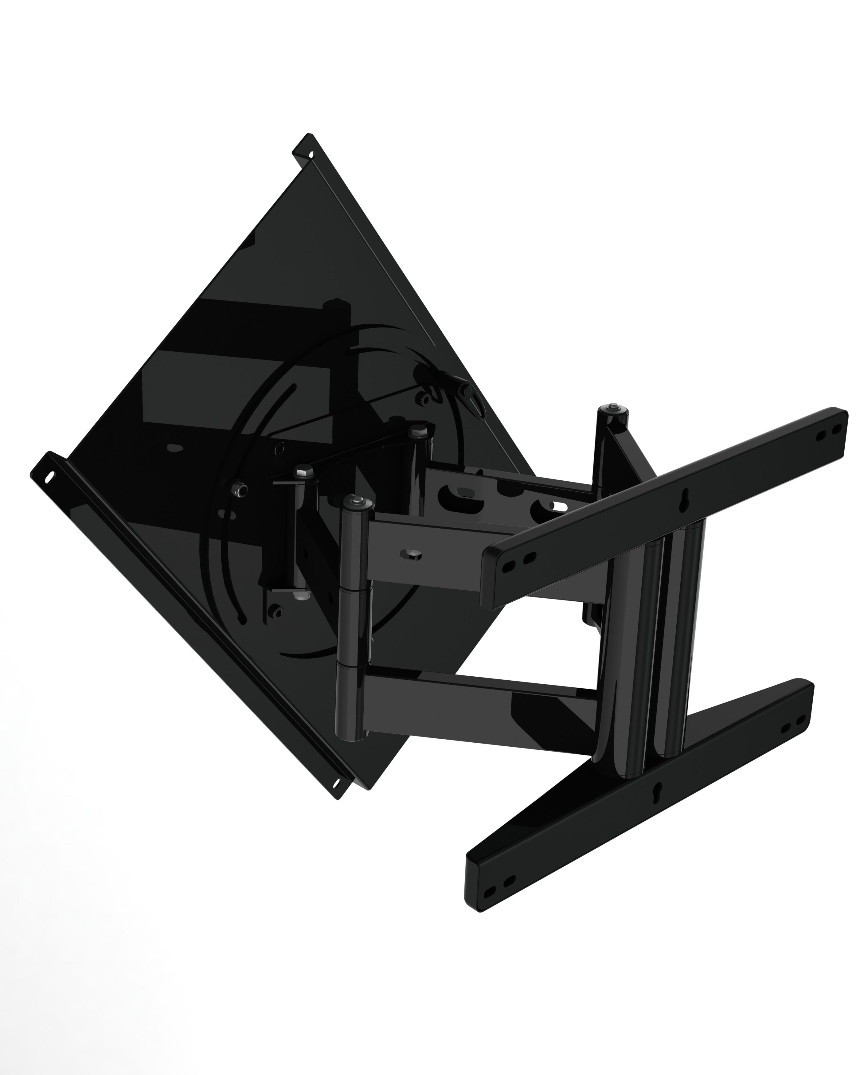 Bespoke Rotatable - Articulated TV bracket concept - 01.JPG