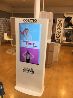 "48"" Interactive Retail Kiosk"