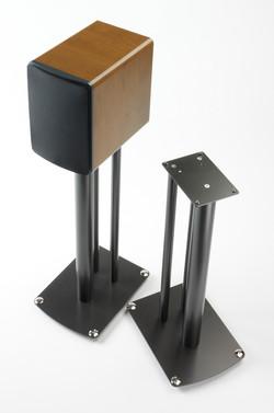 Sound Style Z2i Speaker Stands - Black - 02.jpg
