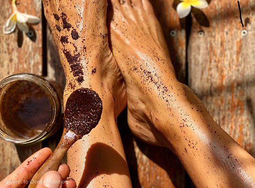 DIY Coffee Bean Body Scrub