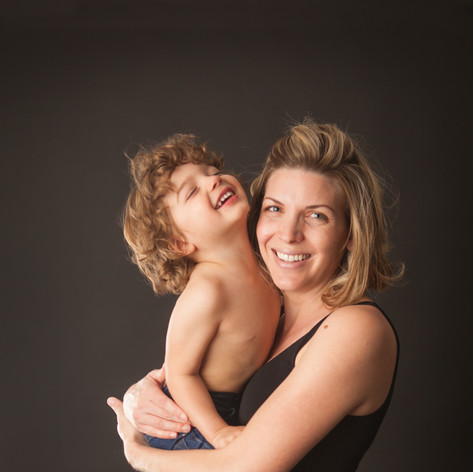 Mommy and Me Portraits