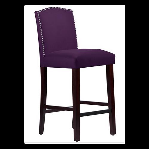 Iris bar stool