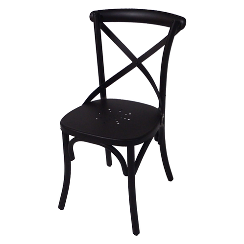 Sonoma metal chair