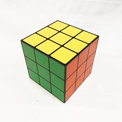 Rubix end table