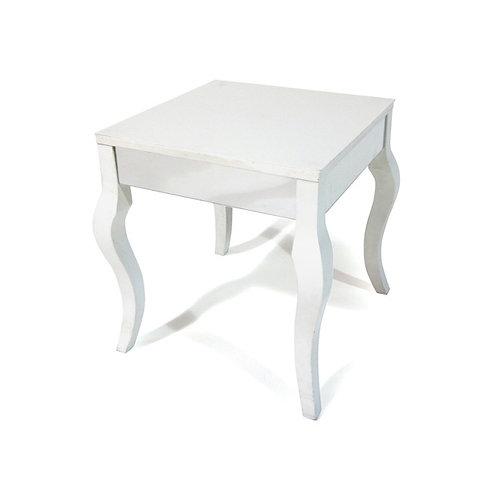 Cabriole cafe table