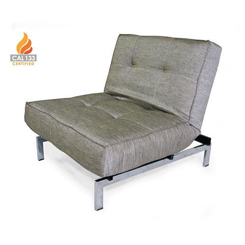 Splitback chair graphite