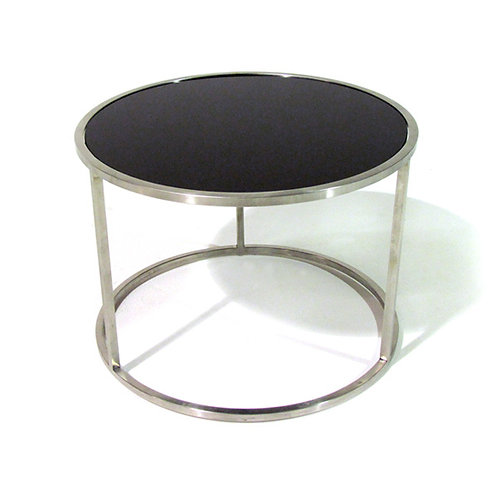 Rondo end table