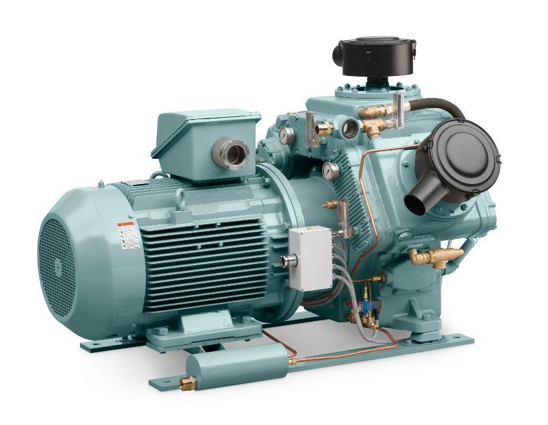 Compresor de aire de arranque LT KE
