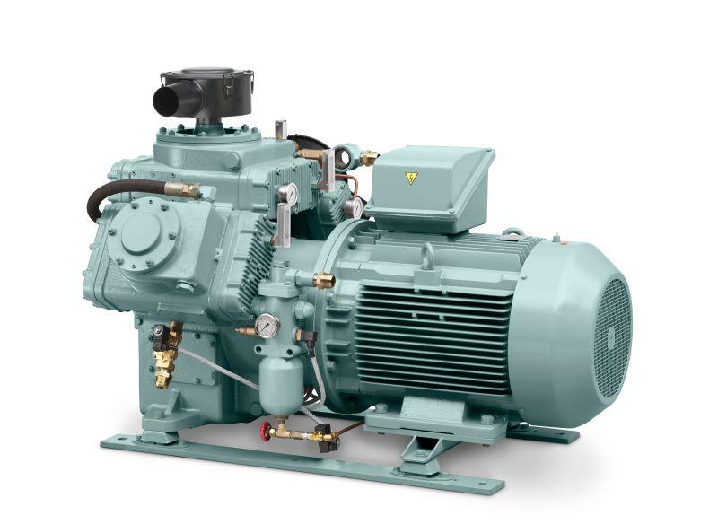 Compresor de aire de arranque LT KE2
