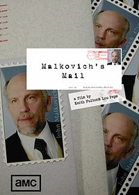 Malkovich's Mail John Malkovich
