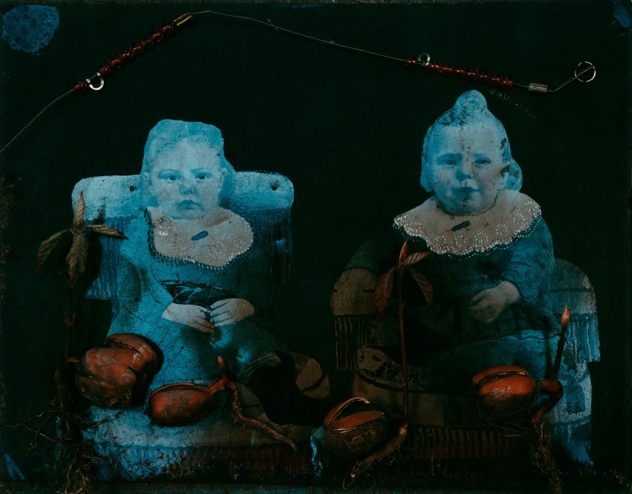 16_Children with Acorns  1981.jpg