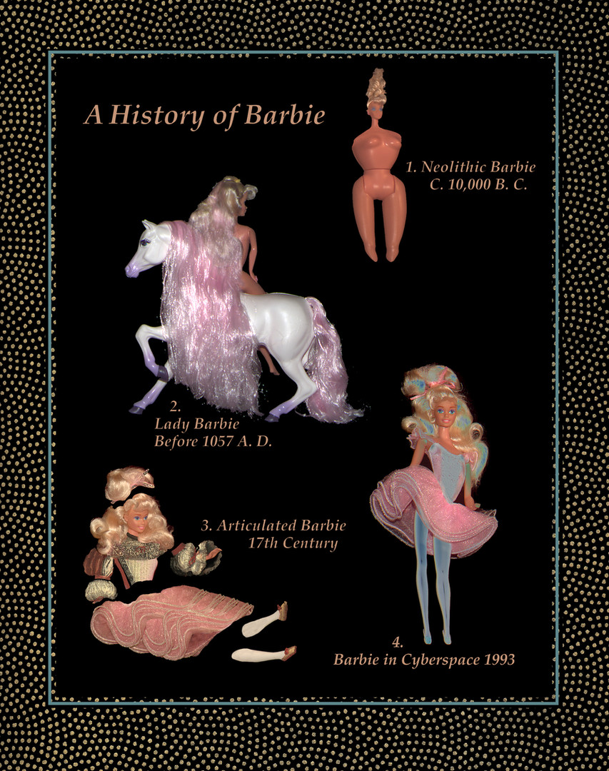 A History of Barbie 1993.jpg
