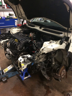 BMW Mini Clutch Replacement