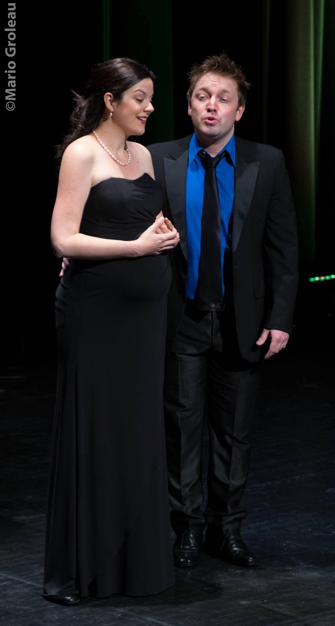 Recital, J-O, Maude Brunet