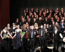 Mozart Requiem, Jacques Lacombe