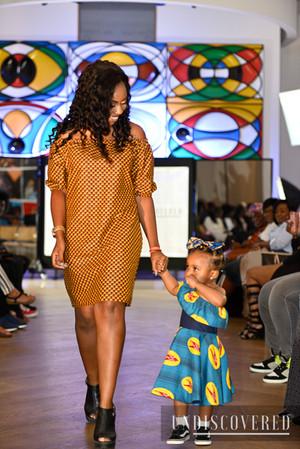 Kidswear Contrast dress
