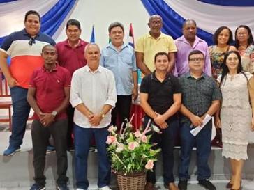 Osvaldo Gomes dá posse aos secretários municipais