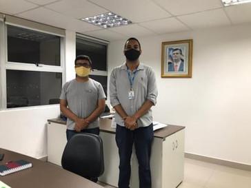 Antônio Marcos reúne-se com Secretário do Governo Estadual para tratar de projeto da orla de Araoca