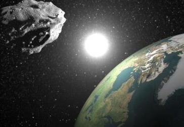 Asteroide gigante de 1 km de diâmetro passa perto da terra amanhã