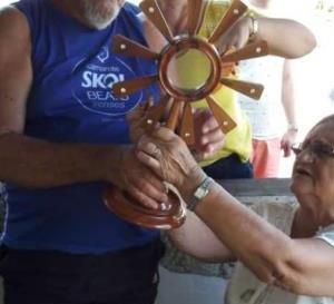 Morre o líder comunitário José Maria Santos aos 70 anos