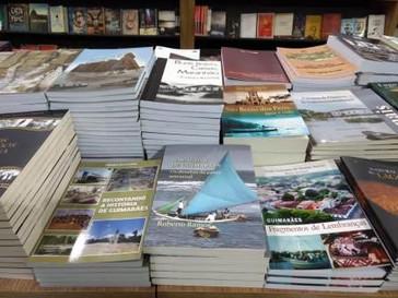 Escritores vimarenses na Livraria AMEI do Shopping São Luís