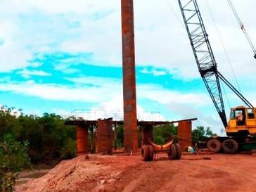 Governo afirma que ponte Central-Bequimão tem previsão de entrega para o próximo semestre