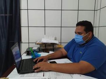 Secretário Olavo Guimarães: A vacinação começou mas temos de redobrar o uso das máscaras de proteção