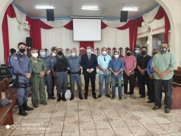 Subtenente Reginaldo Gomes recebe homenagem Comando Geral da Polícia Militar do Maranhão