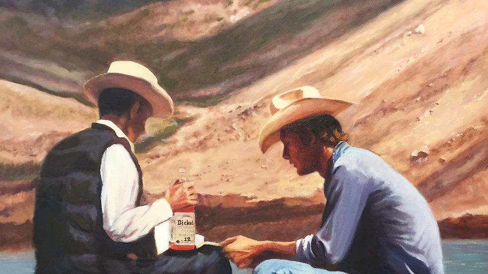Billy Joe and Cheyenne