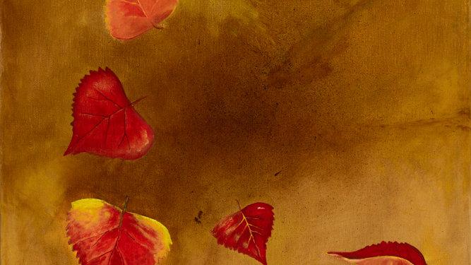 Falling Leaves by Jill Lawson