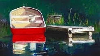 The Red Boat by Jill Lawson