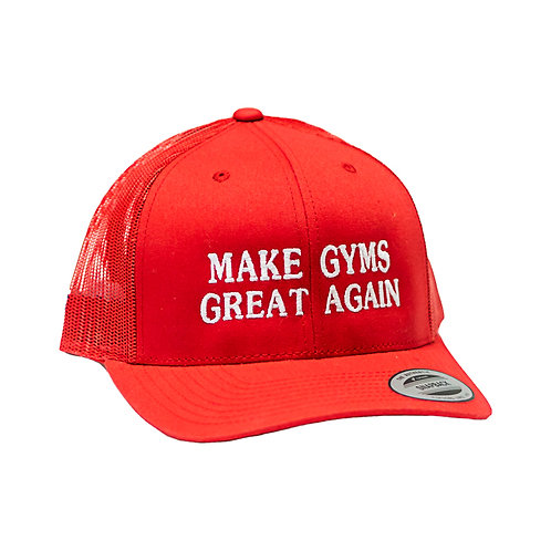 MAKE GYMS GREAT AGAIN